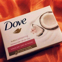 Dove Purely Pampering Bath Bars Coconut Milk - 2 CT uploaded by Sandhya A.