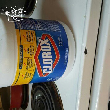 Photo of Clorox Concentrated Regular Bleach uploaded by Cheyenne A.