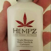 Supre HEMPZ Herbal Moisturizer - 2.25 oz uploaded by Melissa M.