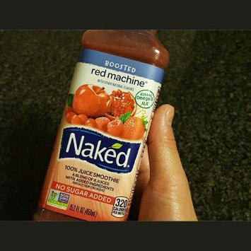 Photo of Naked Boosted 100% Juice Smoothie Red Machine uploaded by Mary J.