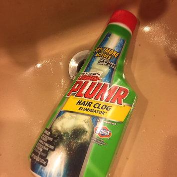 Photo of LIQUID PLUMR Clorox Liquid-Plumr Pro Strength Hair Clog Eliminator 16 oz uploaded by Lacey L.