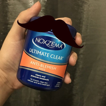 Photo of Noxzema Ultimate Clear Anti-Blemish Pads uploaded by Megan R.