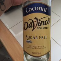 Davinci Gourmet DaVinci SUGAR FREE Coconut Syrup w/ Splenda 750 mL uploaded by Leialoha D.