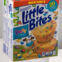 Entenmann's Little Bites Party Cakes, 5 count, 8.25 oz uploaded by Kaisha R.