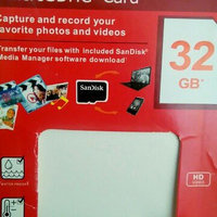 SanDisk 32GB Class 4 microSD Card uploaded by Ines G.
