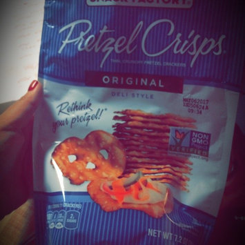 Photo of Pretzel Crisps® Crackers Original uploaded by Valerie B.