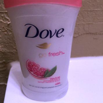 Dove® Go Fresh Revive Anti-Perspirant Pomegranate & Lemon Verbena Scent uploaded by Kristina S.