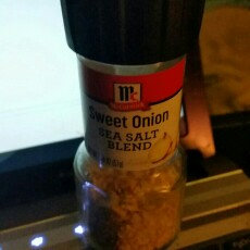 Photo of McCormick® Sweet Onion Sea Salt Grinder uploaded by Tracy D.