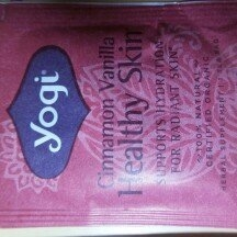 Yogi Tea Cinnamon Vanilla Healthy Skin uploaded by Amber M.