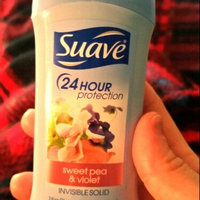 Suave® Sweet Pea & Violet Invisible Solid Anti-Perspirant Deodorant uploaded by Tiffani L.
