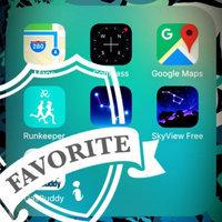 RunKeeper App uploaded by Anastasia H.