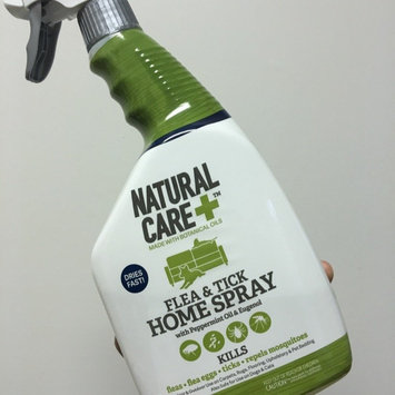 Photo of Natural Care 32 oz Flea and Tick Home Spray uploaded by Karla  F.
