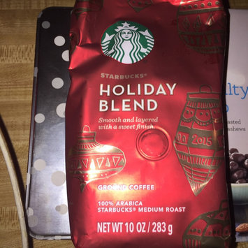 Photo of STARBUCKS® Holiday Blend 2014 Ground uploaded by Claudia B.
