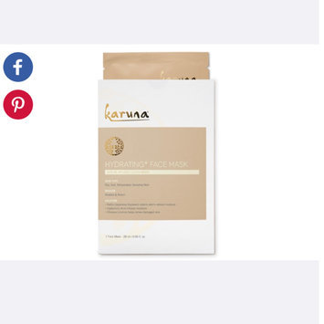 Karuna Luxe Skin Regenerating Face Mask 4 x 0.47 oz Masks uploaded by Shirley V.