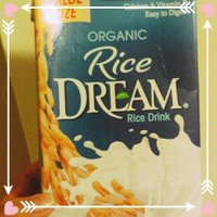 Rice Dream Rice Drink Unsweetened Organic uploaded by Yolanda M.