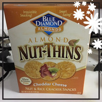 Blue Diamond Nut-Thins Almond Nut-Thins Cheddar Cheese uploaded by Sarah R.