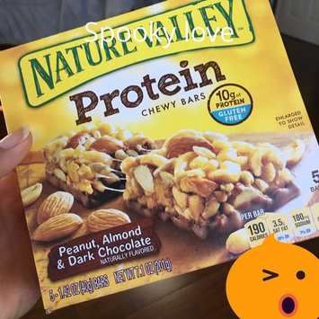 Photo of Nature Valley™ Protein Bar Peanut Butter Dark Chocolate uploaded by Claudia P.
