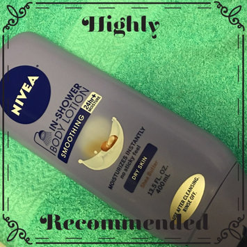 Photo of NIVEA Smoothing In-Shower Body Lotion uploaded by Aretha M.