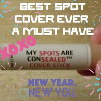 My Spots Are Consealed A Cover Stick That Will Erase & Blend uploaded by Kim S.
