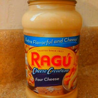 Ragu Cheese Creations Four Cheese Pasta Sauce 16 oz uploaded by Sarah P.