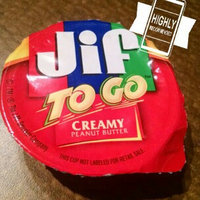 Jif To Go® Creamy Peanut Butter uploaded by Kathleen C.