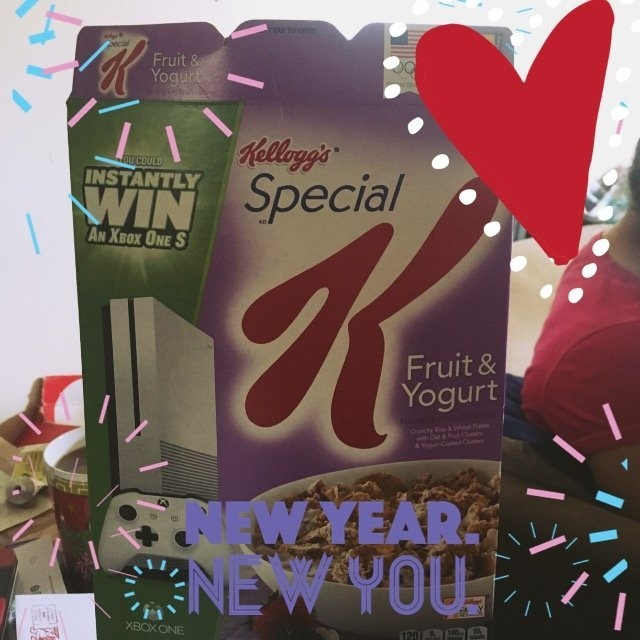 Kellogg's Special K Fruit & Yogurt Cereal uploaded by Maria R.