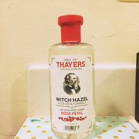 Thayer Cucumber Witch Hazel with Aloe Vera Formula uploaded by Subrea L.