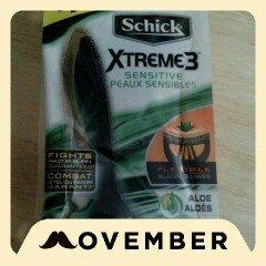 Photo of Schick Xtreme3 Men's Sensitive uploaded by Jennifer H.