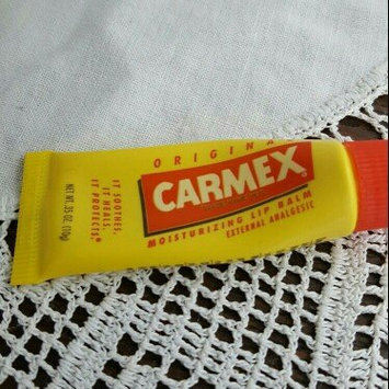 Photo of Carmex® Classic Lip Balm Original Tube uploaded by Julie W.