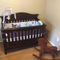 Simmons Kids Slumbertime Augusta 4-in-1 Convertible Crib - Espresso uploaded by Hope O.