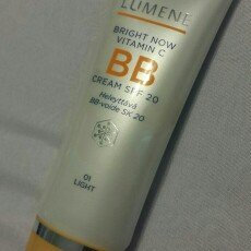 Photo of Lumene Bright Now Vitamin C BB Cream SPF 20 uploaded by Meg S.