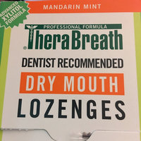 TheraBreath Mouth Wetting Lozenges uploaded by Tammy G.
