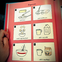 Random House Distribution childrens Pretend Soup and Other Real Recipes A Cookbook for Preschoolers & Up uploaded by Heather S.