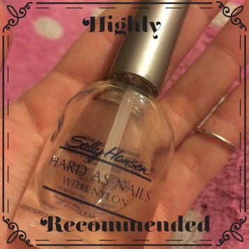 Photo of Sally Hansen® Hard As Nails® Hard As Wraps™ Treatment uploaded by Laurie M.