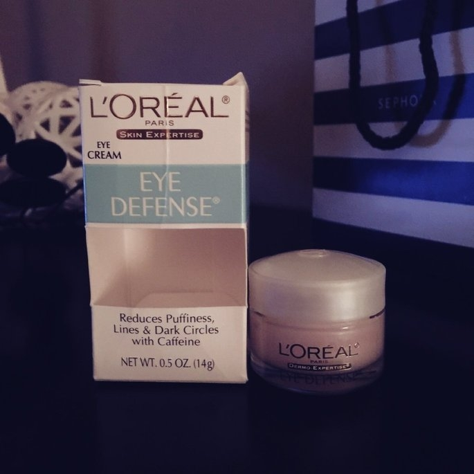 L'Oréal Dermo-Expertise Eye Defense uploaded by Kangely P.