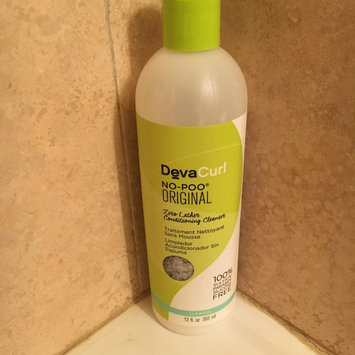 Photo of DevaCurl No-Poo Original, Zero Lather Conditioning Cleanser uploaded by Francine M.