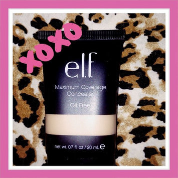 Photo of e.l.f. Studio Maximum Coverage Concealer - Oil Free uploaded by Emperatriz R.