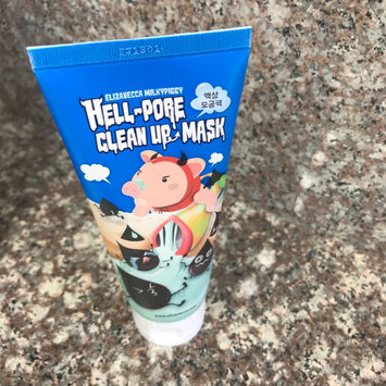 Elizavecca Hell-Pore Clean Up Mask uploaded by Rey G.