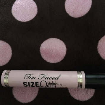 Photo of Too Faced Size Queen Mascara uploaded by Whitney L.