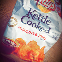 LAY'S® Kettle Cooked Mesquite BBQ Flavored Potato Chips uploaded by Kady E.