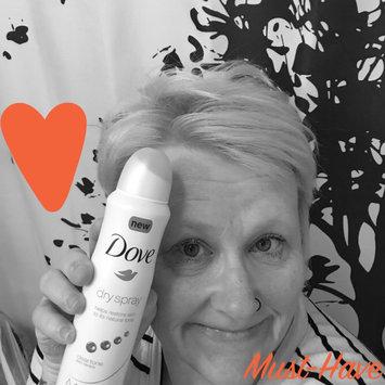 Dove Dry Spray Antiperspirant, Clear Tone Skin Renew, 3.8 oz uploaded by Sherri C.