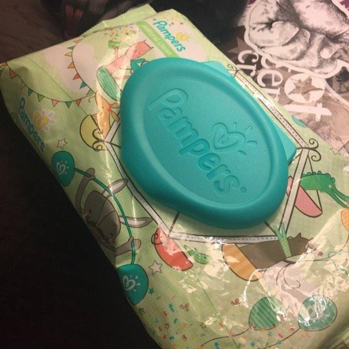 Pampers Sensitive Wipes Travel Pack, 56 ea uploaded by Allison  A.