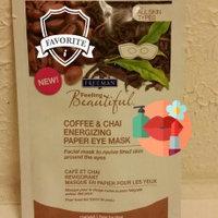 Freeman Beauty Feeling Beautiful Coffee & Chai Energizing Paper Eye Mask uploaded by Becky M.