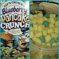 Cap'n Crunch's Blueberry Pancake Crunch™ Sweetened Corn & Oat Cereal 11.4 oz. Box uploaded by Unique W.