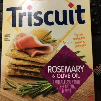 Photo of Nabisco Triscuit - Crackers - Baked Whole Grain Wheat Hint Of Salt uploaded by Sonya B.