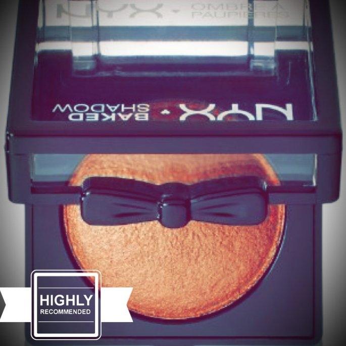 NYX Cosmetics Baked Eye Shadow uploaded by Hasna M.