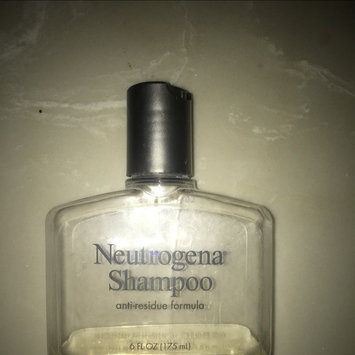 Neutrogena Anti-Residue Shampoo uploaded by Courtney C.