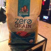 Rachael Ray Nutrish® Zero Grain™ Salmon & Sweet Potato Recipe Dog Food 4 lb. Bag uploaded by Rashika J.