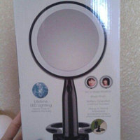 Conair LED Double Sided Plastic Mirror, 3x/1x Magnification, Round, 1 ea uploaded by Vannesa C.