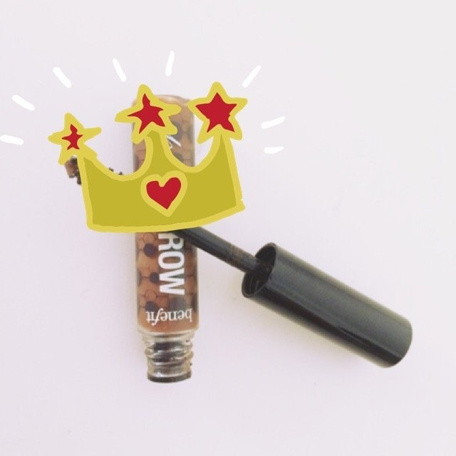 Benefit Speed Brow Tinted Eyebrow Gel uploaded by Courtney P.